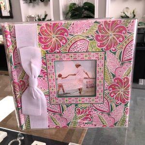 Vera Bradley Home Picture Book Photo Album